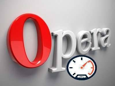 Экономия трафика в Opera