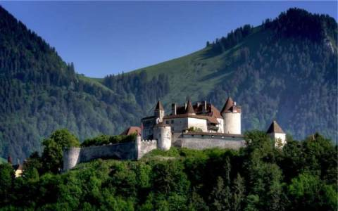 Швейцария: достопримечательности, памятники архитектуры и природы