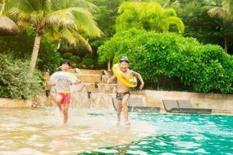 Где отдохнуть на острове Хайнань с детьми?