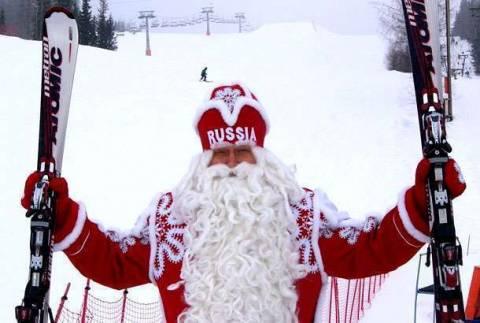 Где в России недорого встретить Новый год  с ребенком?