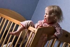 Что делать при детской бессоннице?