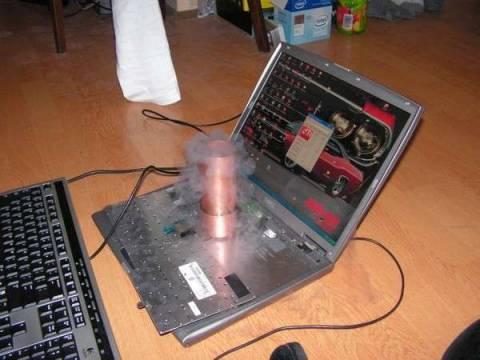 Как разогнать видеокарту на ноутбуке?
