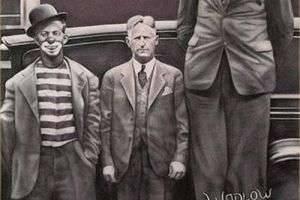 Гиганты: Кто самый высокий человек в мире?