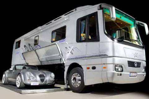 Топ трейлеров на колесах в мире