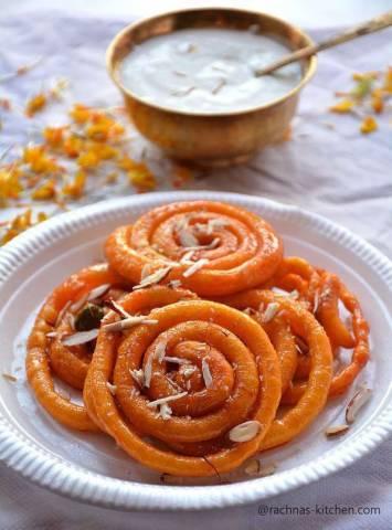 Индийское блюдо джалеби: история и рецепты