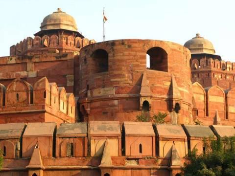 Индия: Агра – прогулка по городу
