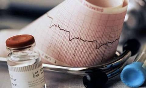 Симптом инфаркта: давление