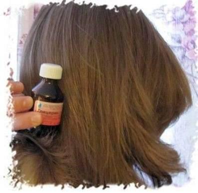 Использование глицерина для наших волос