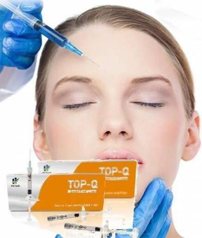 Используем филлеры против морщин в верхней части лица