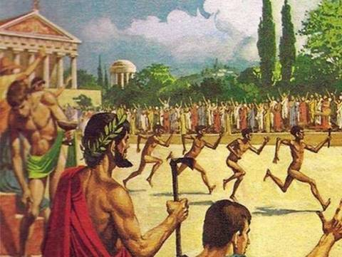 История возникновения Олимпийских игр с Древней Греции до современности