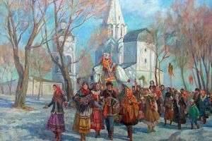 История Масленицы: от царских времён до наших дней