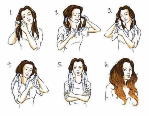 Как делается техника балаяж для волос