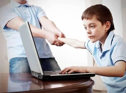 Как отучить ребенка от компьютера?