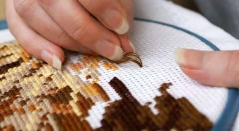 Как правильно и быстро вышивать картины крестиком? Советы для начинающих