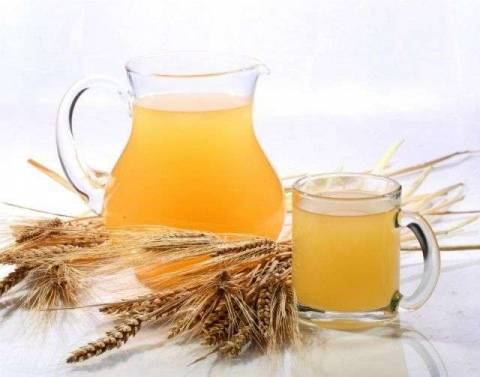 Как приготовить квас из березового сока с ячменем?