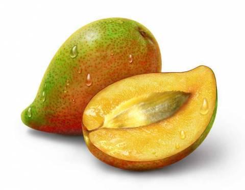 Как выбрать спелое манго?