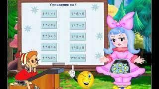 Как выучить таблицу умножения в игровой форме?