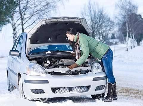 Как завести дизель в мороз?