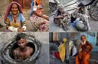 Каста неприкасаемых в Индии – бич в современном обществе