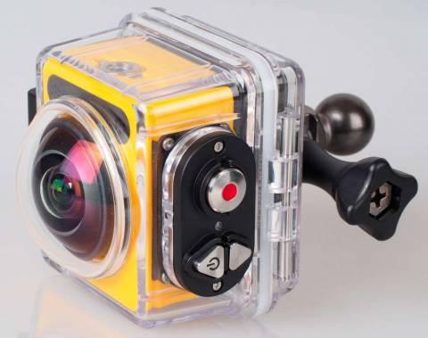 Kodak PixPro SP360: обзор модели