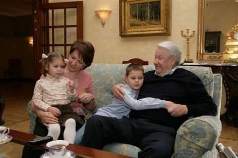 Когда и где родился Ельцин, его семья