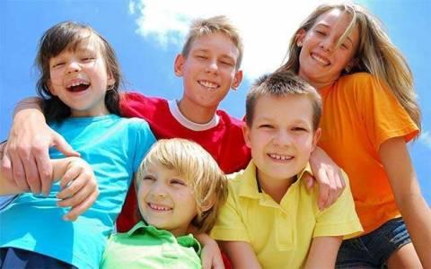 Коммуникабельность: как развить у детей?