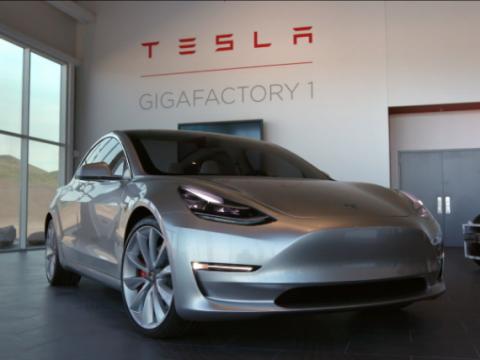 Кто создал автомобиль «Тесла»?