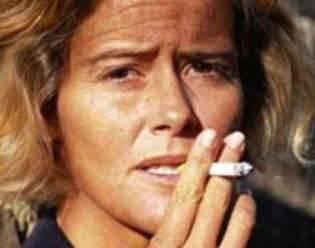 Курение, как причина возникновения морщин