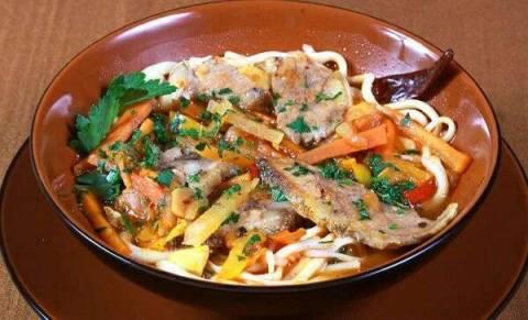 Уйгурский лагман рецепт приготовления с фото пошагово и видео