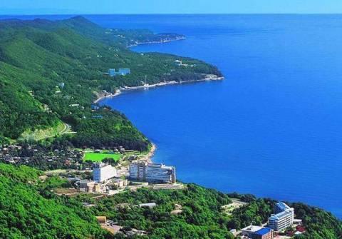 Лучшие места отдыха на Черноморском побережье России