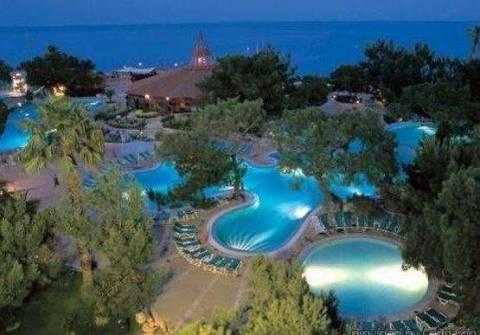 Marti Myra Кемер - отзывы, цены на туры, описание и фото отеля Марти Мира 5* в Турции