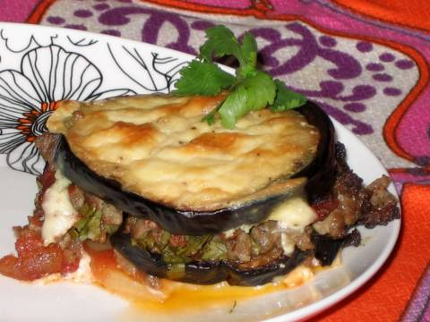 Мусака греческая: рецепт с картошкой и без нее