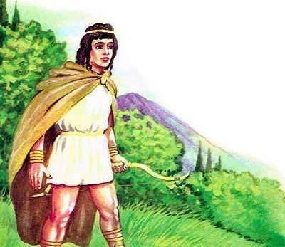Нарцисс в греческой мифологии