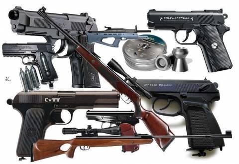 Оружие для самообороны без разрешения: виды и особенности