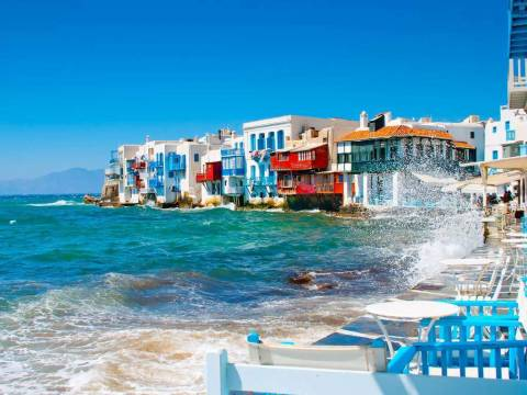 Острова Греции для отдыха: самые большие и самые красивые