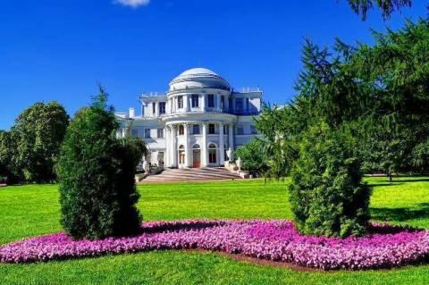 Петербург: Елагин остров