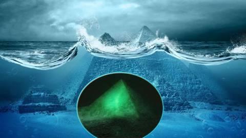 Пирамиды на дне Бермудского треугольника: правда или вымысел?