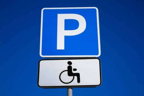 Правила парковки для инвалидов
