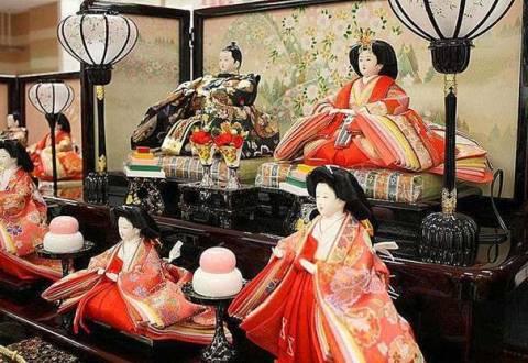 Хинамацури, или Праздник кукол в Японии