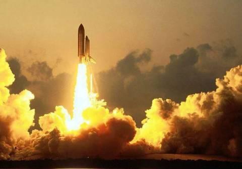 Принцип реактивного движения ракеты