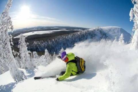 Горнолыжные туры: Финляндия 2017 – лучшие варианты для активного отдыха