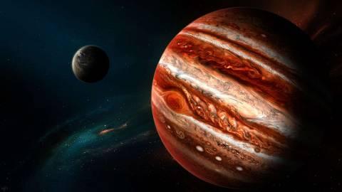 Размер и вес самой большой планеты в солнечной системе