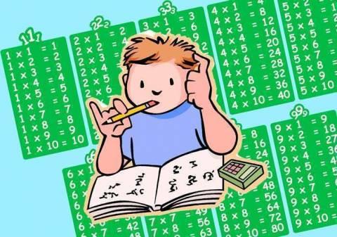 Разные способы выучить таблицу умножения