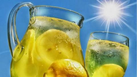 Рецепты тонизирующего напитка для лета