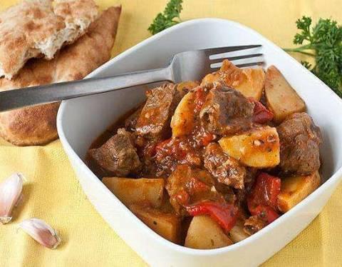 Рецепты приготовления тушеной баранины с картофелем