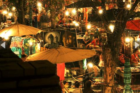 Рынки Чианг Май