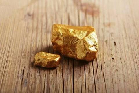 Самые большие самородки золота в мире