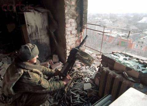 Штурм Грозного во время Второй чеченской войны