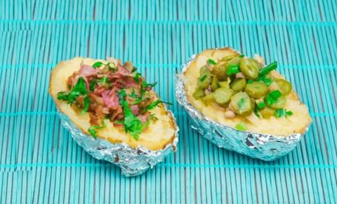 Способы приготовить картофель, как в крошке картошке