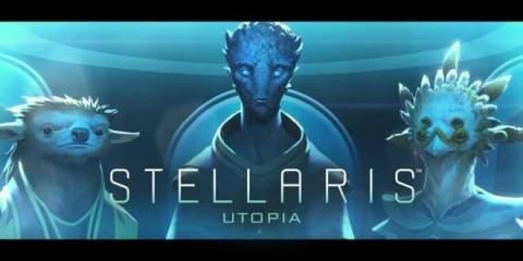 Stellaris Utopia – новое дополнение к игре